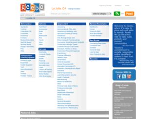 la_jolla-ca.geebo.com screenshot