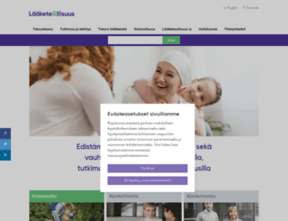 laaketeollisuus.fi screenshot