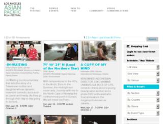 laapff.festpro.com screenshot