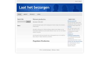 laathetbezorgen.nl screenshot
