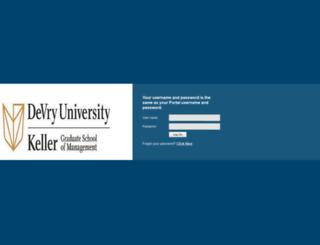 lab.devry.edu screenshot