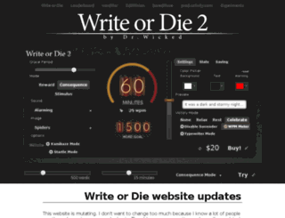 lab.drwicked.com screenshot