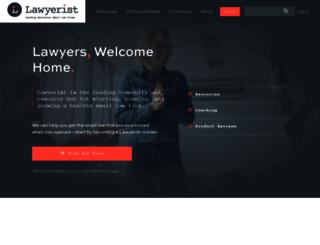 lab.lawyerist.com screenshot