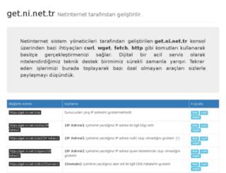 lab.netinternet.com.tr screenshot