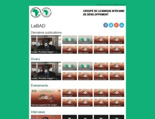 labad.libcast.com screenshot