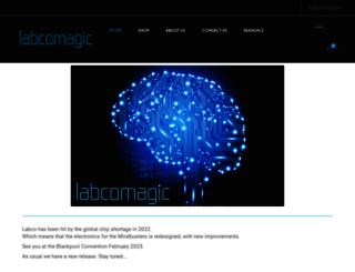 labcomagic.com screenshot
