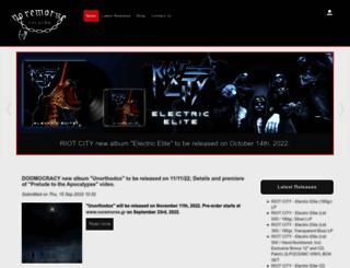 label.noremorse.gr screenshot