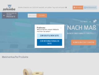 labeldiscounter.de screenshot