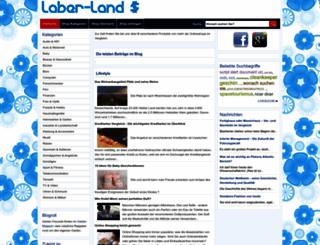 laber-land.com screenshot