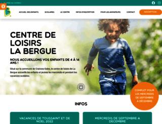 labergue.fr screenshot