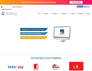labhsoftware.com screenshot