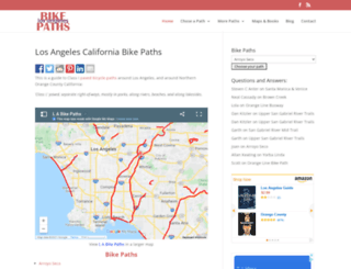 labikepaths.com screenshot