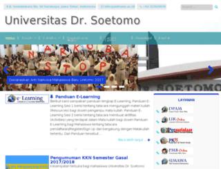labinformatika.unitomo.ac.id screenshot