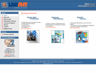 labint.com screenshot