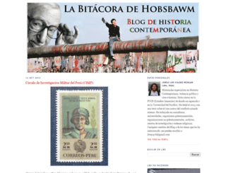 labitacoradehobsbawm.blogspot.com screenshot