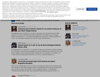 lablogoteca.20minutos.es screenshot