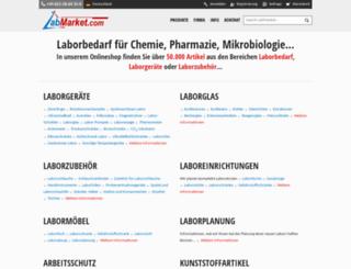 labmarket.com screenshot