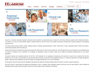 labocon.com screenshot