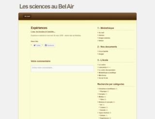 labodubelair.wordpress.com screenshot