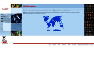 labomicrosystems.com screenshot