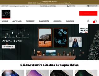 labophotos.fr screenshot