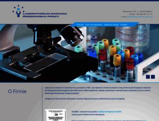 laboratorium.radom.pl screenshot