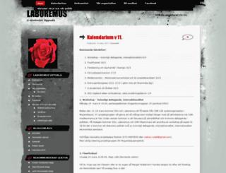 laboremit.wordpress.com screenshot