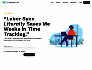 laborsync.com screenshot