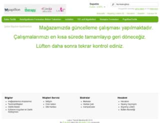 labortekstil.com screenshot