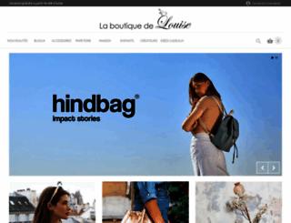 laboutiquedelouise.com screenshot