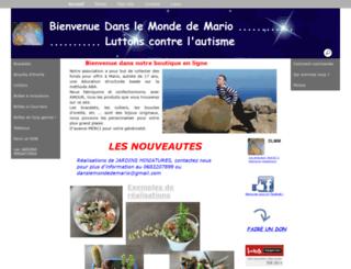 laboutiquedemario.kingeshop.com screenshot
