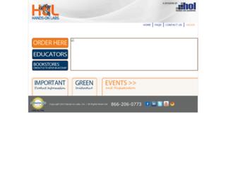 labpaq.com screenshot