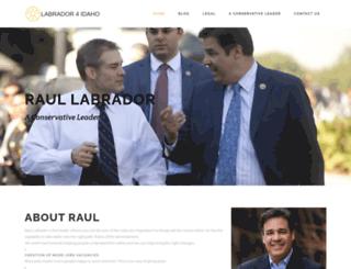 labrador4idaho.com screenshot