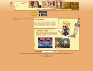 labrute.fr screenshot