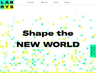 labrys.io screenshot