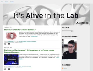 labs.blogs.com screenshot