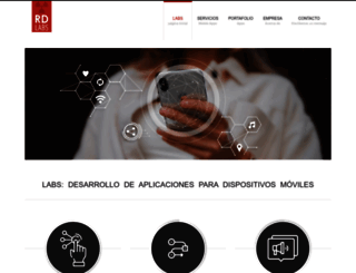 labs.rdservicios.com screenshot