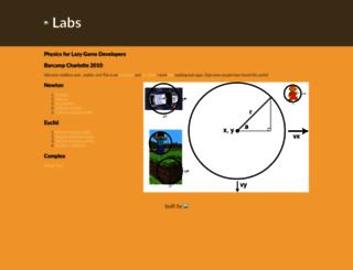 labs.skookum.com screenshot