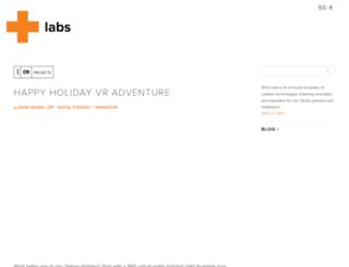 labs.ssk.com screenshot
