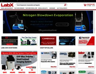labx.com screenshot