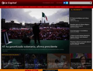 lacapital.com.mx screenshot