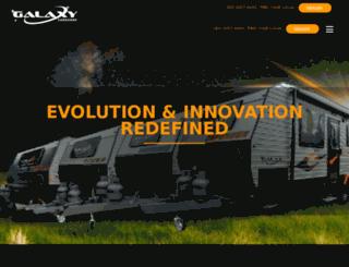 lacaravana2010.org screenshot