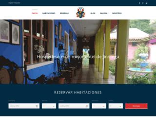 lacasadelosrizo.com screenshot