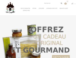 lacasella.fr screenshot