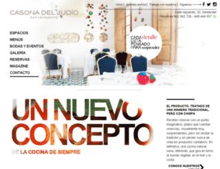 lacasonadeljudio.es screenshot