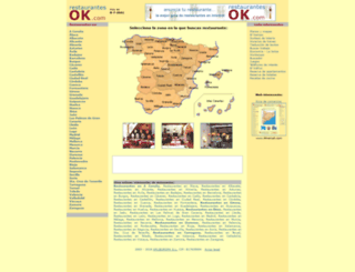 lacavadelfaraon.restaurantesok.com screenshot