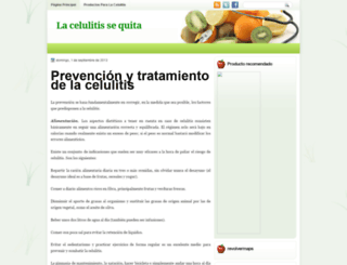 lacelulitissequita.blogspot.com screenshot