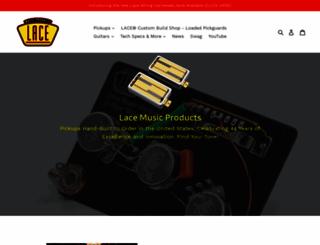lacemusic.com screenshot