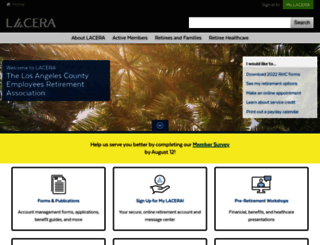lacera.com screenshot