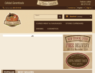 lacestacazurra.com screenshot